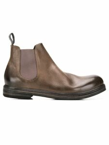 Marsèll faded boots - Brown