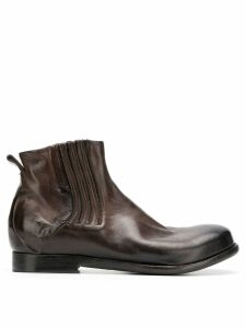 Silvano Sassetti ankle boots - Brown