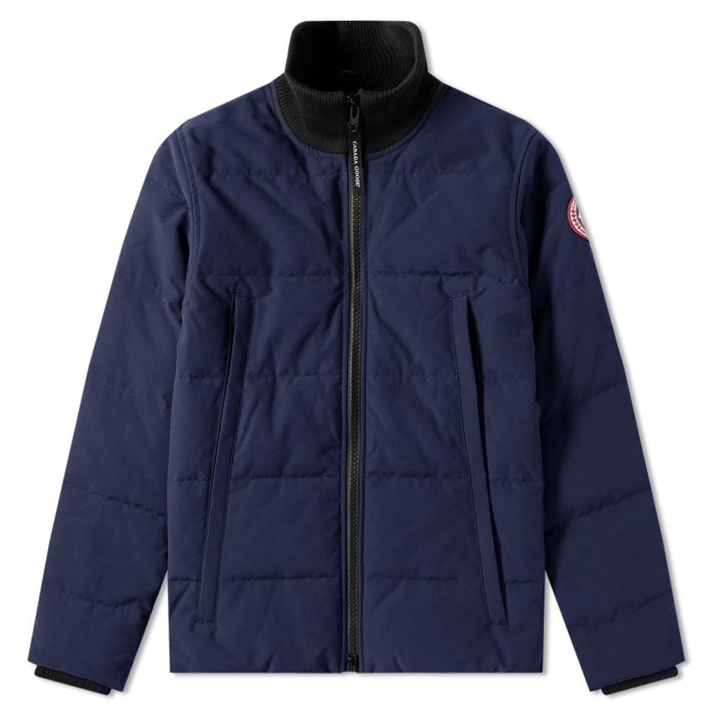Canada Goose Woolford Fusion Fit Jacket Admiral Blue