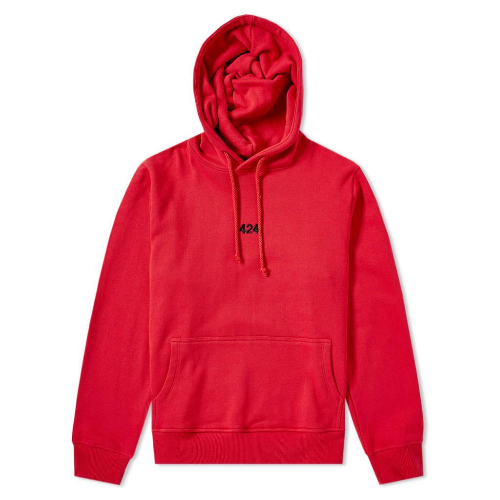 424 Alias Hoody Red
