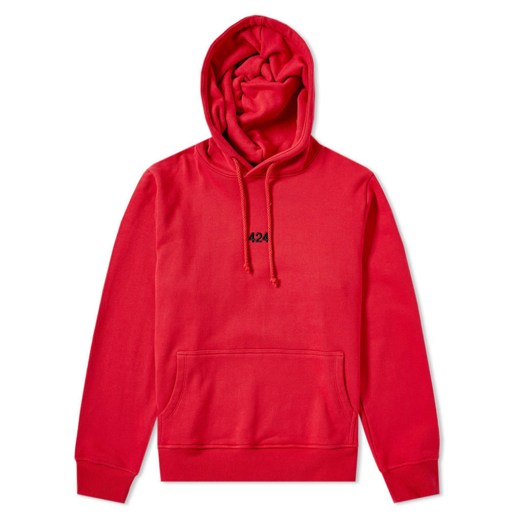 424 Alias Hoody Red