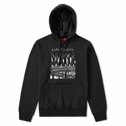 424 x Sean from Texas Subtle Suicide Hoody Black