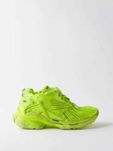 Oliver Spencer - Concealed Drawstring Cotton Trousers - Mens - Black