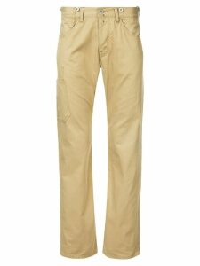 Junya Watanabe Comme des Garçons Pre-Owned classic slim-fit chinos -