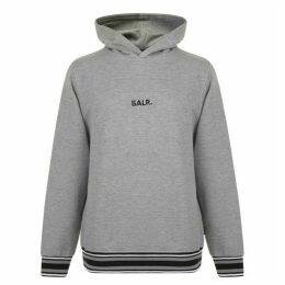 BALR Stripe Hem Hooded Sweatshirt