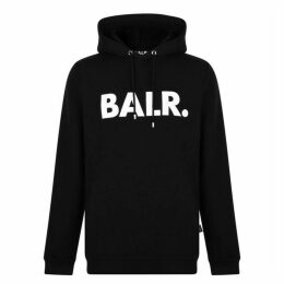 BALR Logo Hooded Sweatshirt