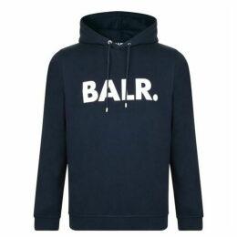 BALR Logo Hooded Sweatshirt