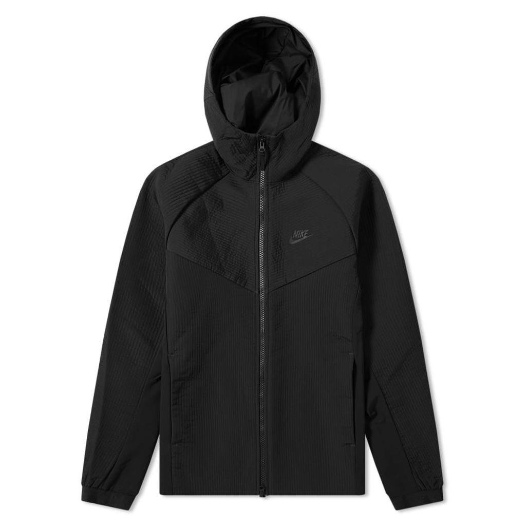 Nike Tech Pack Hooded Jacket Black