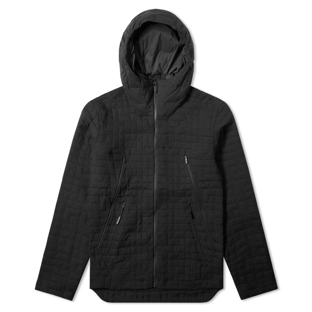 The North Face Cryos Maze Hooded Jacket TNF Black