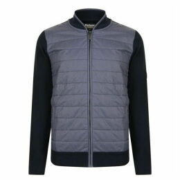 Barbour International Baffle Zip Jacket