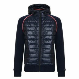 Tommy Hilfiger Mix Hooded Jacket