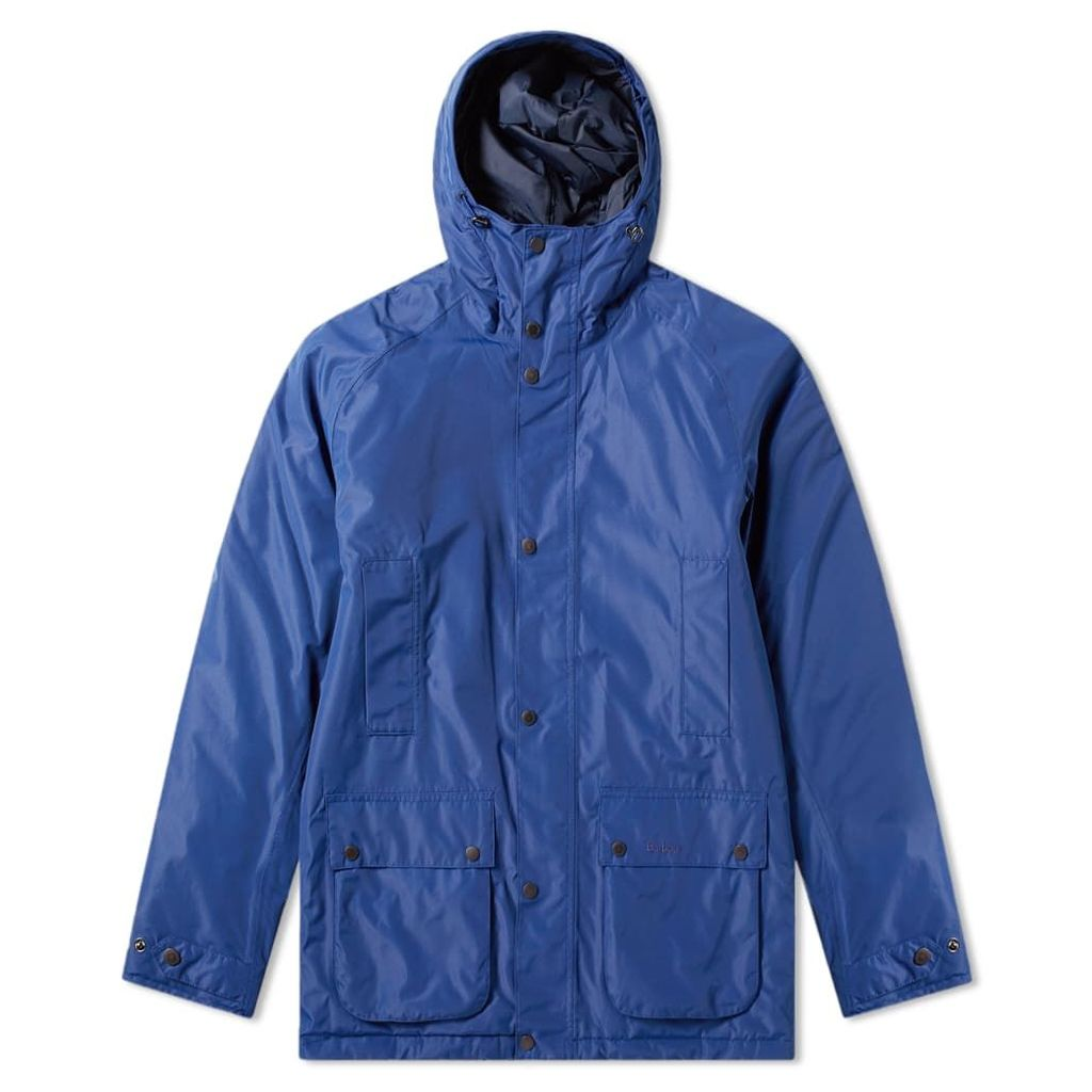 Barbour Southway Jacket Inky Blue