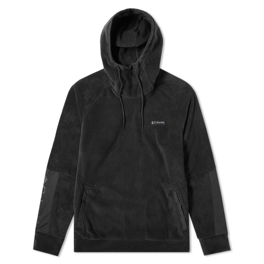Columbia Fleece Hoody Black