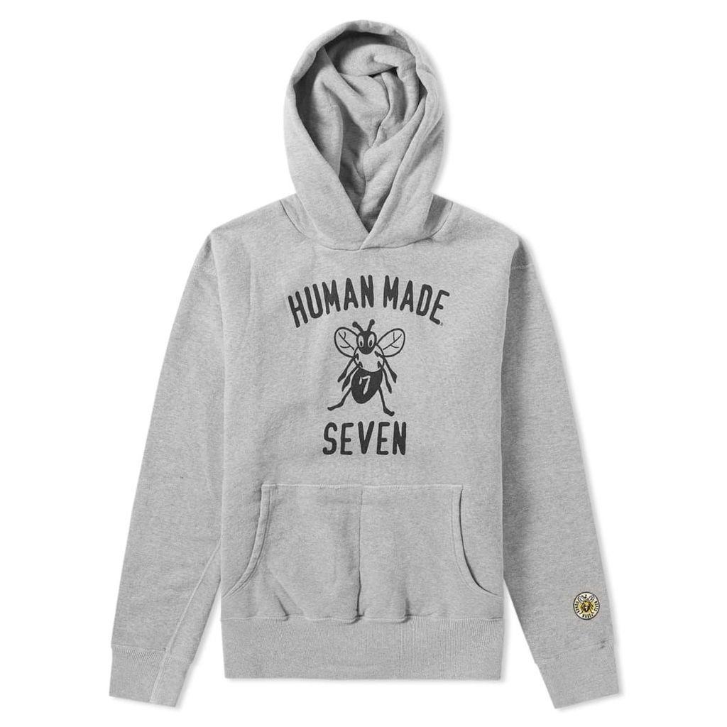 Human Made x Studio Seven Hooded Sweat Grey