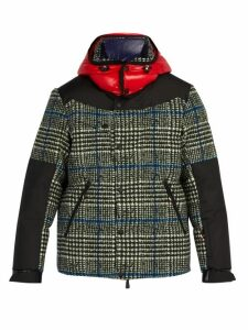 3 Moncler Grenoble - Palu Technical Down Filled Ski Jacket - Mens - Grey Multi