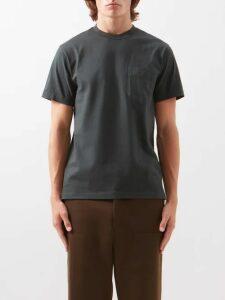 3 Moncler Grenoble - Lumberjack Down Filled Wool Ski Jacket - Mens - Red Multi