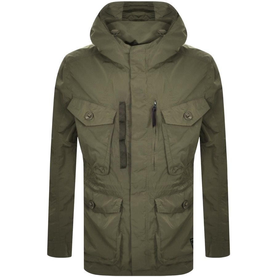 Barbour Beacon Kinder Quilted Gilet Navy