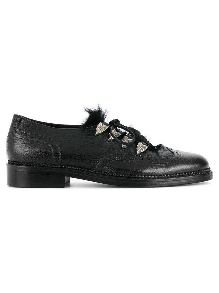 Toga Virilis lace-up shoes - Black