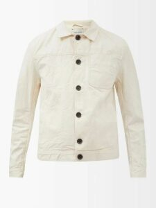 A-cold-wall* - Tailored Wool Blend Track Pants - Mens - Black