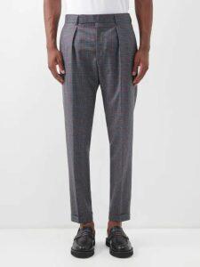 Alexander Mcqueen - Skull Embroidered Cotton Sweatshirt - Mens - Navy