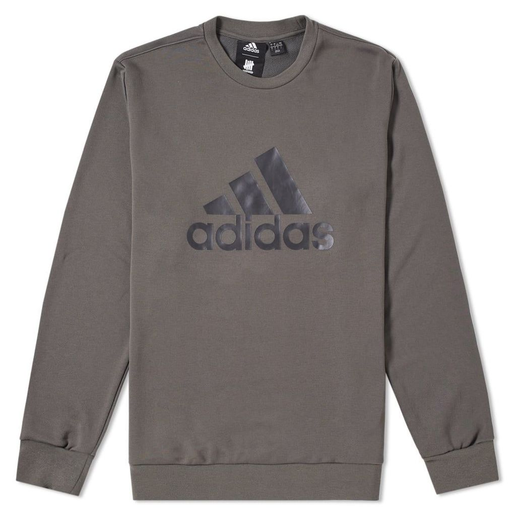 Adidas x Undefeated Running Crew Cinder & Utility Black