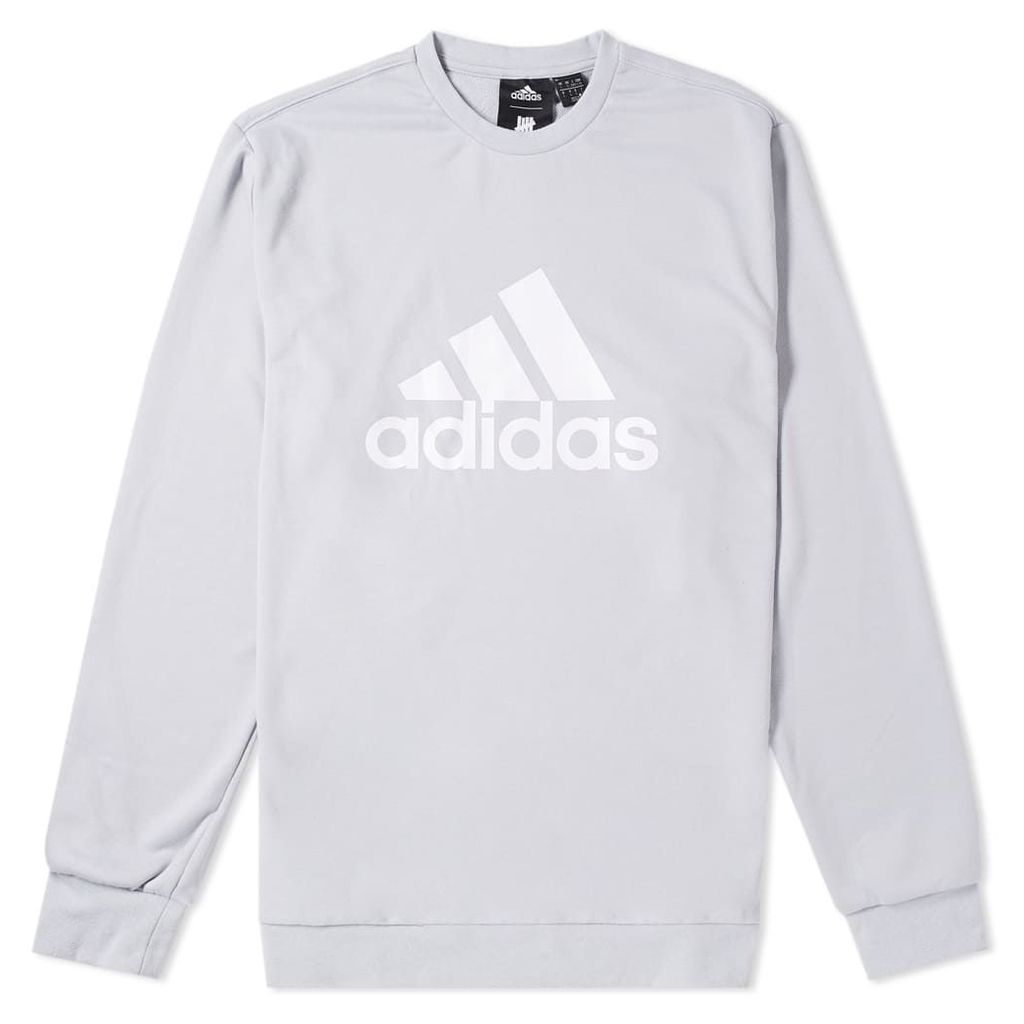 Adidas x Undefeated Running Crew Clear Onix & White