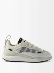 Balenciaga - Graffiti Shearling Jacket - Mens - Black