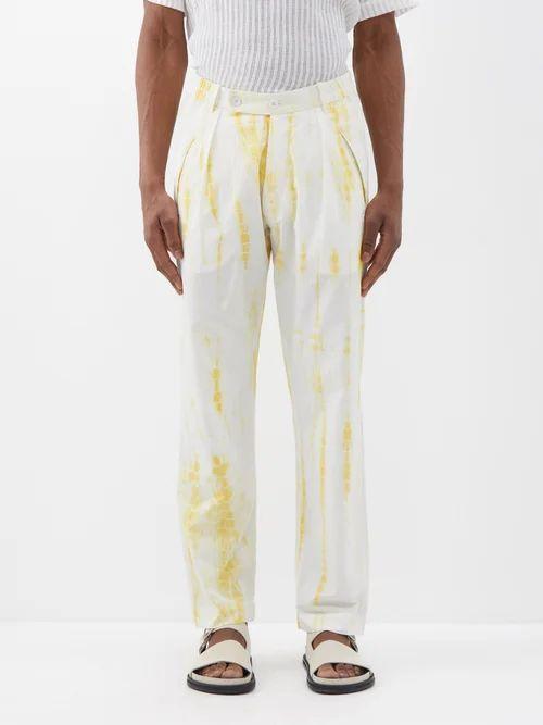 Tricker's - Bourton Leather Brogue - Mens - Black