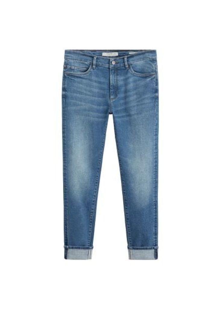 Skinny light wash Jude jeans