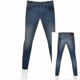Diesel Sleenker 086AJ Jeans Blue