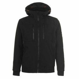 Firetrap Pocket Soft Shell Jacket Mens
