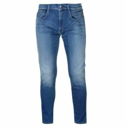 Replay Anbass Stretch Slim Jeans Mens