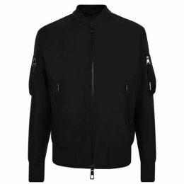 Neil Barrett Logo Sleeve Jacket