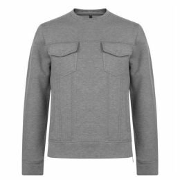 Neil Barrett Pocket Sweatshirt