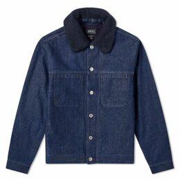 A.P.C. Michigan Jacket Indigo