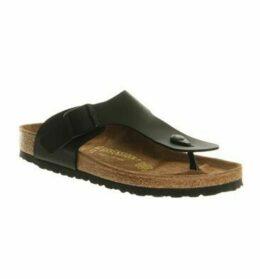 Birkenstock Ramses Thong Sandals BLACK