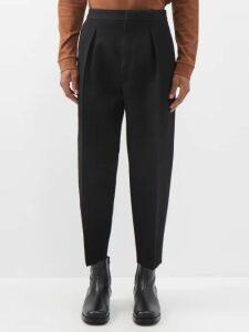 Burberry - Harrington Cotton Gabardine Jacket - Mens - Beige