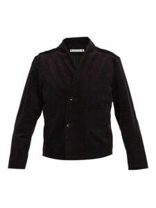 Sasquatchfabrix - Corduroy Jacket - Mens - Black