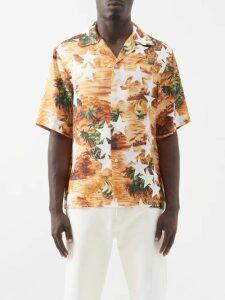 Frame - L'homme Washed Slim Fit Jeans - Mens - Light Blue