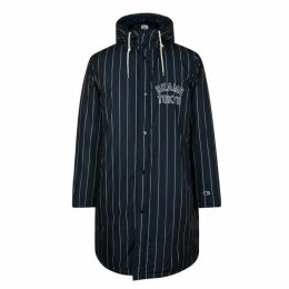 Champion X BEAMS Stripe Hooded Coach Jacket