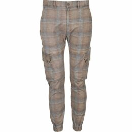 40 Colori - Burgundy Three Designs Wool Scarf