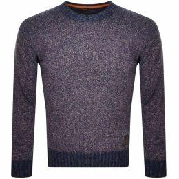 Tommy Hilfiger Loungewear Taped Sweatshirt Grey