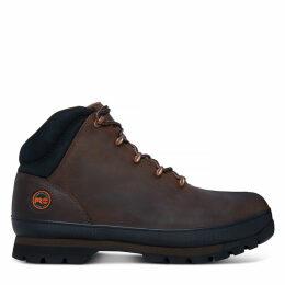 Timberland Men's Pro Splitrock Worker Boot Brown Brown, Size 11.5 UK