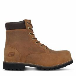 Timberland Men's Pro Eagle Worker Boot Yellow Wheat, Size 6.5 UK