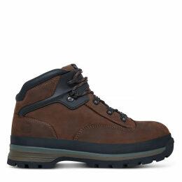 Timberland Men's Pro Euro Hiker Worker Boot Brown Brown, Size 10.5 UK