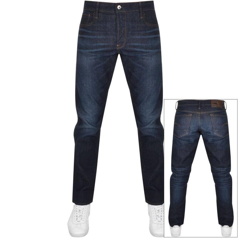Ralph Lauren Sullivan Slim Stretch Jeans Blue