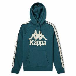 Kappa Authentic Hurtado Hoody Dark Petrol