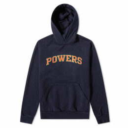 POWERS Arch Hoody Navy