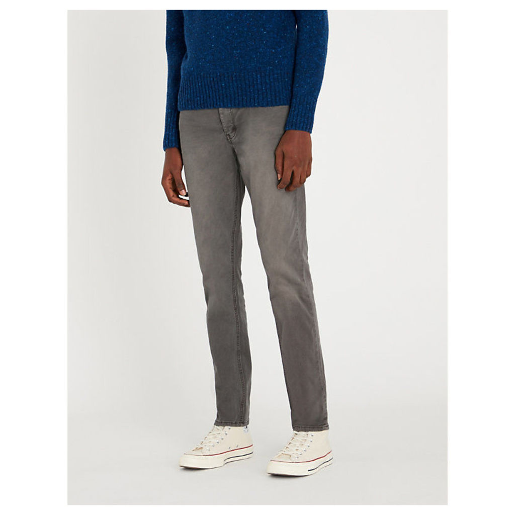 Lou slim-fit straight jeans