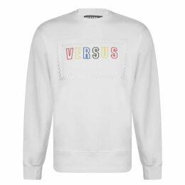 Versus Versace Logo Long Sleeved Sweatshirt